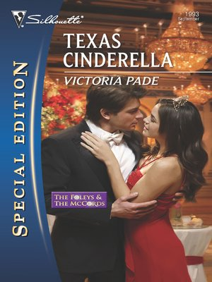 cover image of Texas Cinderella
