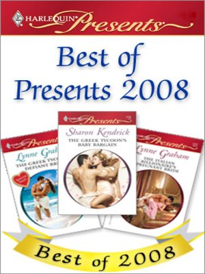 cover image of Best of Presents 2008