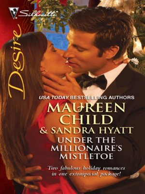 cover image of Under the Millionaire's Mistletoe
