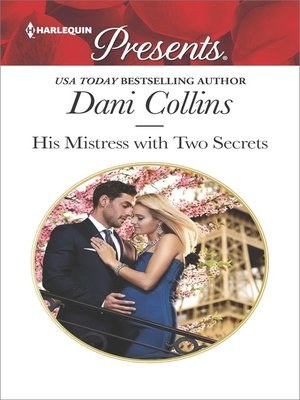 cover image of His Mistress with Two Secrets