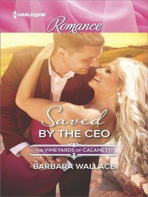 cover image of Saved by the CEO