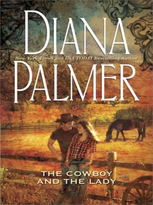 cover image of The Cowboy and the Lady