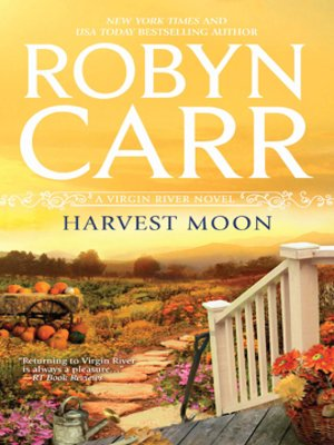 cover image of Harvest Moon