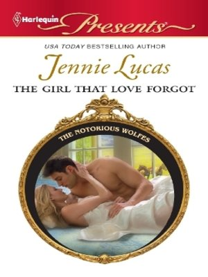 cover image of The Girl that Love Forgot