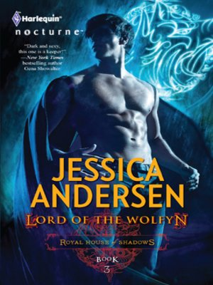 cover image of Lord of the Wolfyn