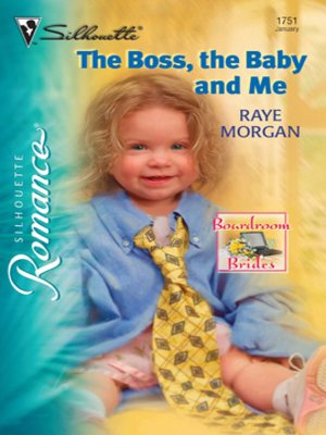 cover image of The Boss, the Baby and Me