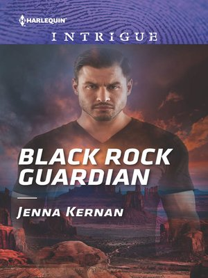 cover image of Black Rock Guardian