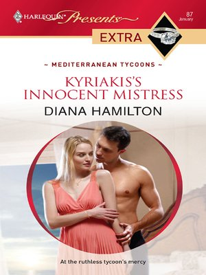 cover image of Kyriakis's Innocent Mistress