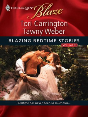 cover image of Blazing Bedtime Stories, Volume III