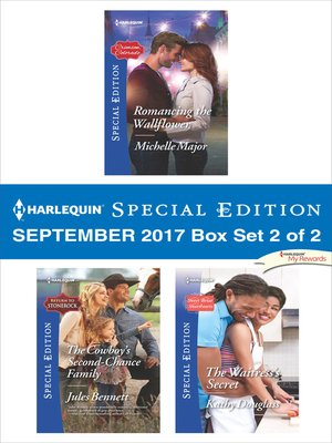 cover image of Harlequin Special Edition September 2017 Box Set 2 of 2