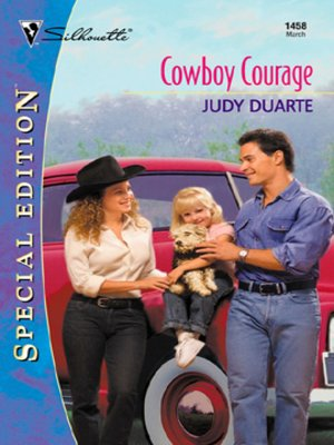 cover image of Cowboy Courage