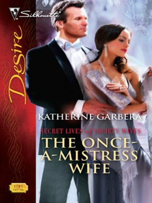 cover image of The Once-a-Mistress Wife