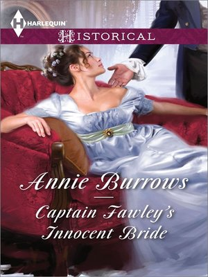 cover image of Captain Fawley's Innocent Bride