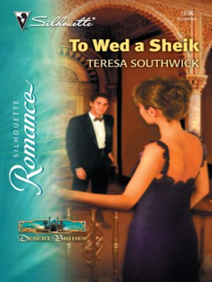 cover image of To Wed a Sheik