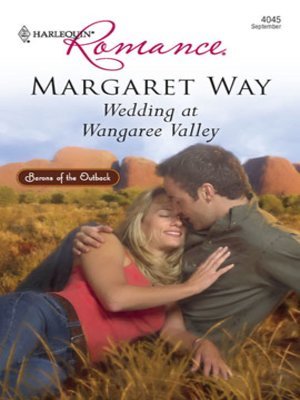 cover image of Wedding at Wangaree Valley