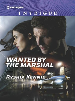 cover image of Wanted by the Marshal