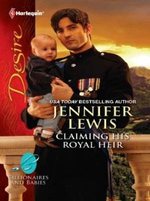 cover image of Claiming His Royal Heir