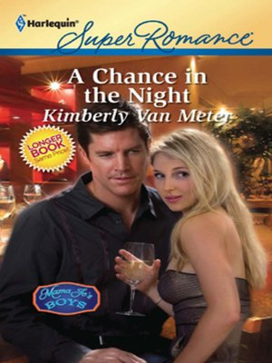 cover image of A Chance in the Night