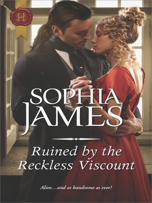 cover image of Ruined by the Reckless Viscount