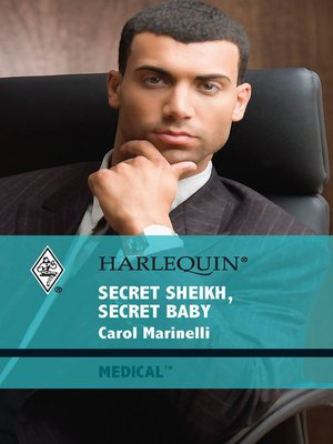 cover image of Secret Sheikh, Secret Baby