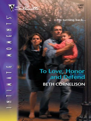 cover image of To Love, Honor and Defend
