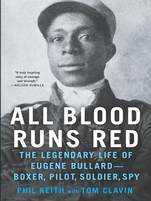cover image of All Blood Runs Red