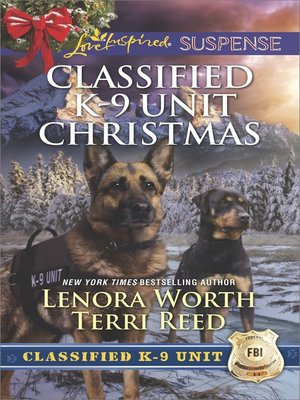 cover image of Classified K-9 Unit Christmas