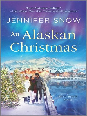 cover image of An Alaskan Christmas