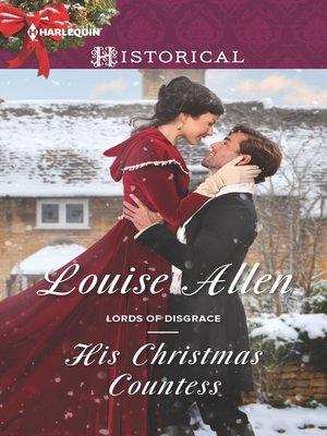 cover image of His Christmas Countess