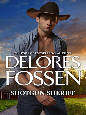 cover image of Shotgun Sheriff--A Western Sheriff Romance of Intrigue
