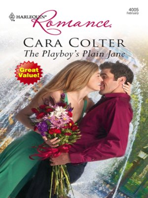 cover image of The Playboy's Plain Jane