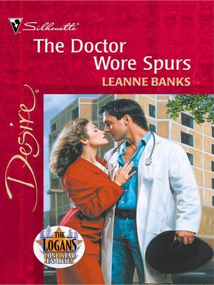 cover image of The Doctor Wore Spurs