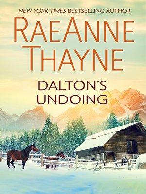 cover image of Dalton's Undoing