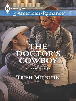 cover image of The Doctor's Cowboy