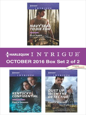 cover image of Harlequin Intrigue October 2016, Box Set 2 of 2