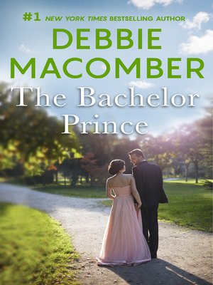 cover image of The Bachelor Prince