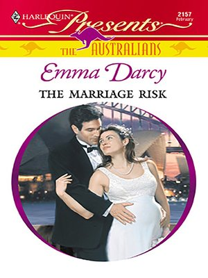 cover image of The Marriage Risk