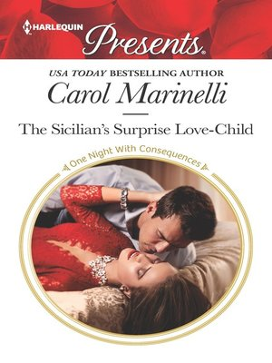 cover image of The Sicilian's Surprise Love-Child