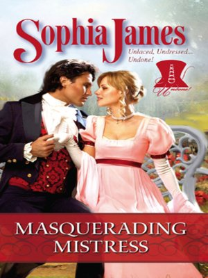 cover image of Masquerading Mistress