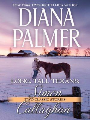 cover image of Long, Tall Texans--Simon & Long, Tall Texans--Callaghan