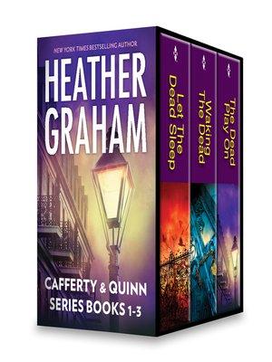 let the dead sleep by heather graham overdrive rakuten overdrive
