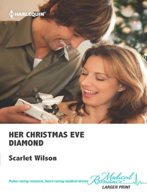 cover image of Her Christmas Eve Diamond