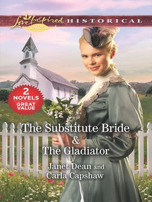 cover image of The Substitute Bride ; The Gladiator
