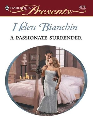 cover image of Passionate Surrender
