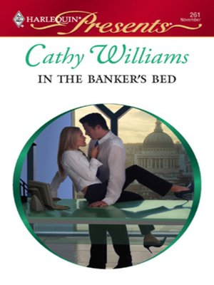 cover image of In the Banker's Bed