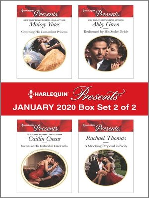 cover image of Harlequin Presents--January 2020--Box Set 2 of 2