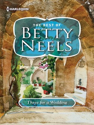 cover image of Three for a Wedding