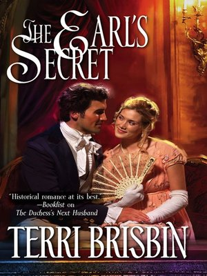 cover image of The Earl's Secret