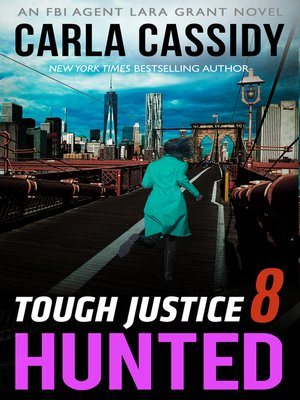 cover image of Tough Justice--Hunted