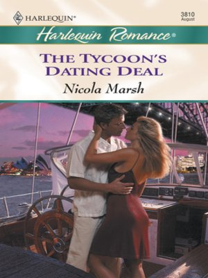 cover image of The Tycoon's Dating Deal